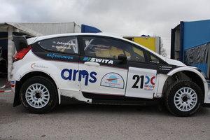 Ford Fiesta RS WRC H.Gustavsson-M.Johansson Kolsva 2012 SLUTSÅLD