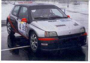 Renualt Clio Maxi