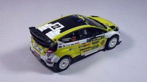 Ford Fiesta RS WRC P.Tidemand Rally Sweden 2013 Dekaler