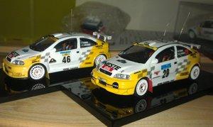 Opel Astra KitCar P.Svan Rally Sweden 1999 slutsåld