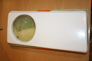 Volvo 940 Ljusersättning (Glasfiber) UTAN lampa