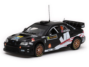 SUBARU IMPREZA WRC07 - #15 M.Østberg/J.Andersson Rally Sweden 2010