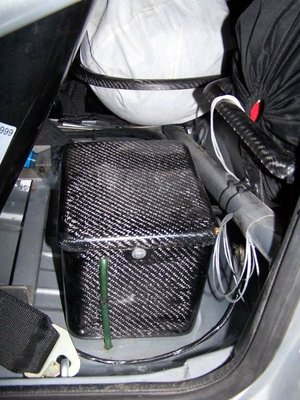 Batteri box  25X20X19,5