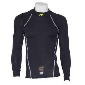 P1 Slim fit tröja svart