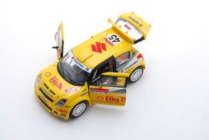 """Suzuki Swift S1600 P-G Andersson """"öppen"""""""