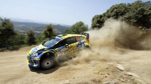 Ford Fiesta RS WRC P-G.Andersson-E.Axelsson Sardinen 2013