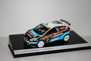 Ford Fiesta S2000 P-Flodin Ypres 2012